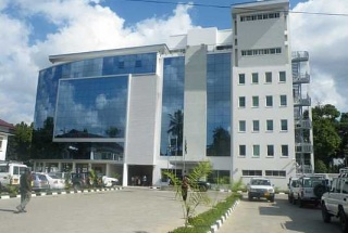 PCCB Headoffice in Dar