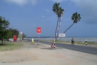 Küstenstraße in Dar