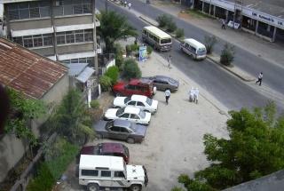 Parkplatz zur Maktaba Street