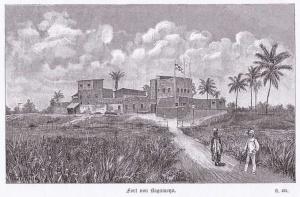 Bagamoyo historisch