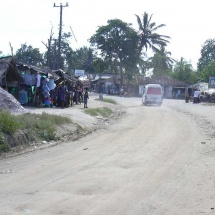 Bagamoyo Zentrum