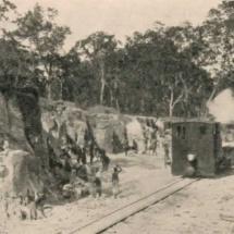 DOA Eisenbahn Morongoro DAR