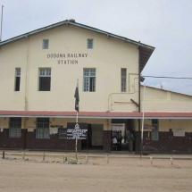 Bahnhof in Dodoma