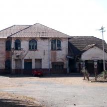 Bahnhof in Moshi