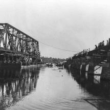 Brücke über den Magarassi