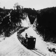 Strecke Daressalam-Morogoro