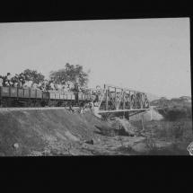 Brücke über den Rufu