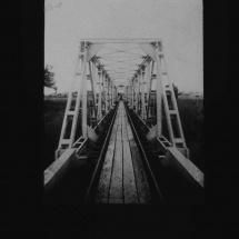 Brücke der Zentralbahn über den Ruvo