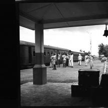 Bahnhof Moshi