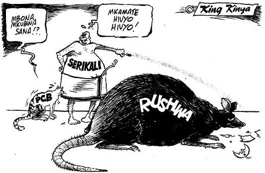 rushwa-Ratte